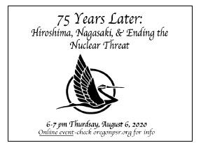 [Generic Hiroshima 2020 art]